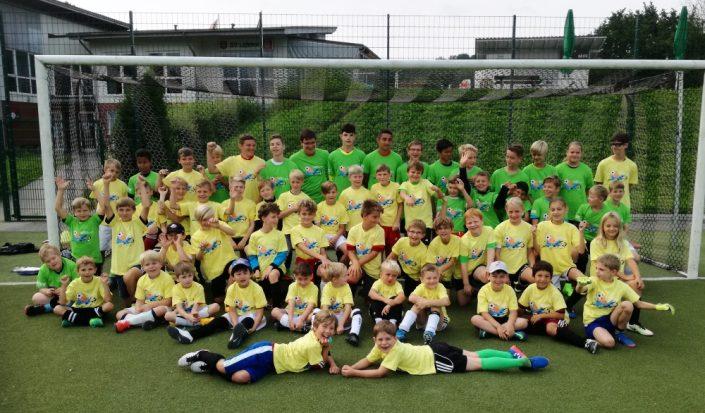 Kinder Fussballcamps