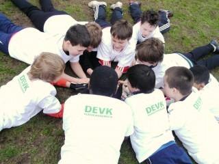 Ostercamp Köln mit DEVK T-Shirts