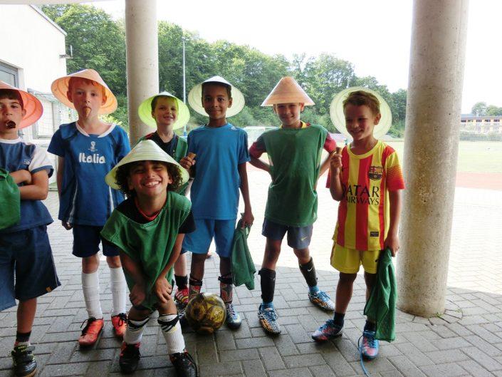 Fussballferiencamps NRW
