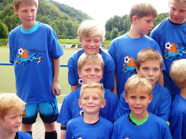 Fussball – Feriencamp