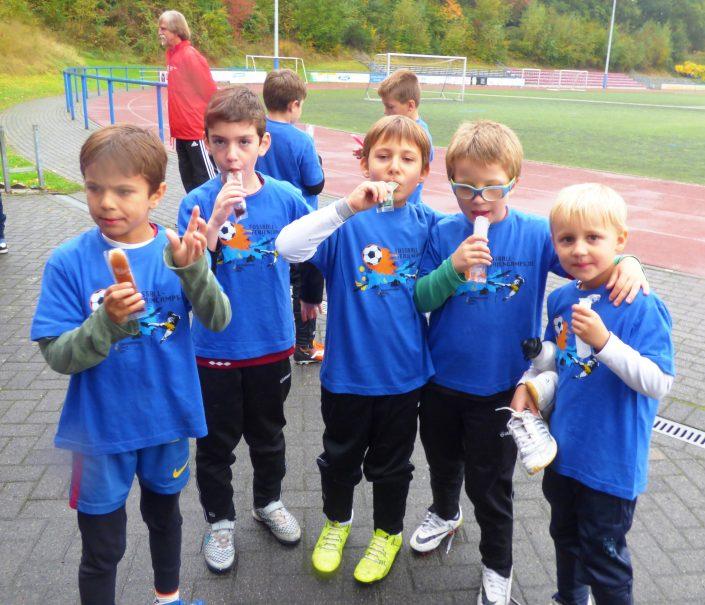 Fußballcamp für Kinder
